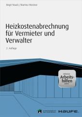 Heizkostenabrechnung für Vermieter und Verwalter - inkl. Arbeitshilfen online