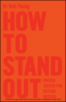 How to Stand Out,