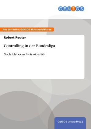 Controlling in der Bundesliga