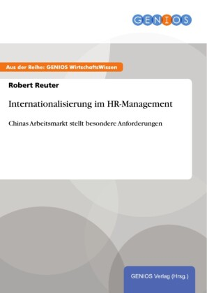 Internationalisierung im HR-Management