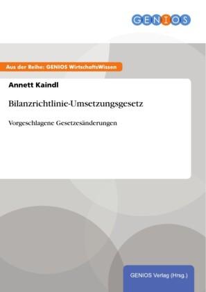 Bilanzrichtlinie-Umsetzungsgesetz