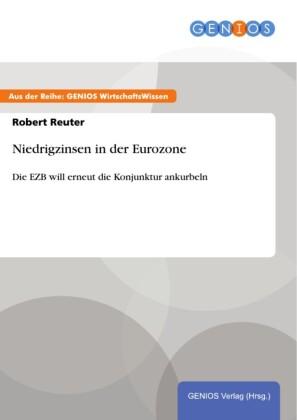 Niedrigzinsen in der Eurozone