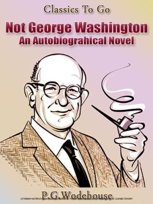 Not George Washington - an Autobiographical Novel