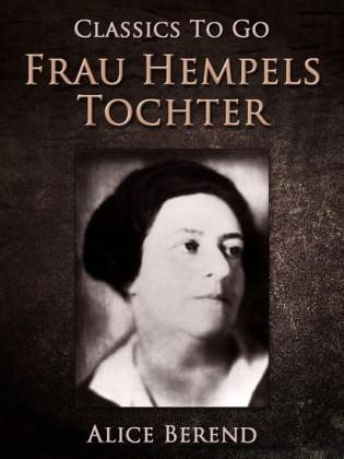 Frau Hempels Tochter
