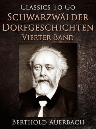 Schwarzwälder Dorfgeschichten - Vierter Band.