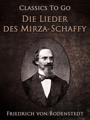 Die Lieder des Mirza-Schaffy