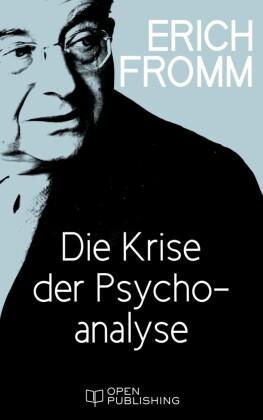 Die Krise der Psychoanalyse