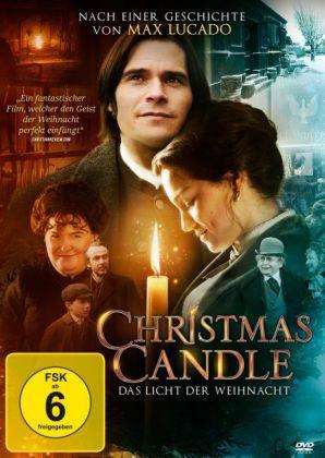 Christmas Candle - Das Licht der Weihnachtsnacht, 1 DVD