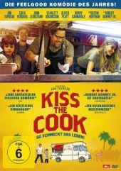 Kiss the Cook - So schmeckt das Leben!, 1 DVD Cover