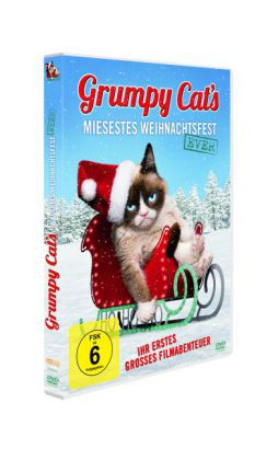 Grumpy Cat's miesestes Weihnachtsfest ever, 1 DVD