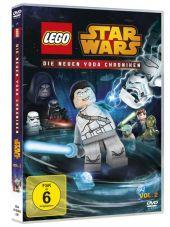Lego Star Wars: Die neuen Yoda Chroniken, 1 DVD Cover