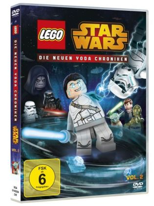 Lego Star Wars: Die neuen Yoda Chroniken, 1 DVD