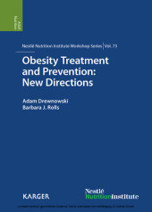Obesity Treatment and Prevention: New Directions