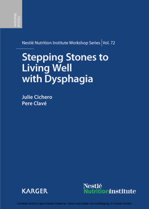 Stepping Stones to Living Well with Dysphagia