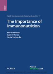 The Importance of Immunonutrition