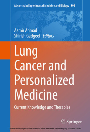 Lung Cancer and Personalized Medicine