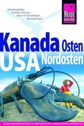 Reise Know-How Kanada Osten / USA Nordosten Cover