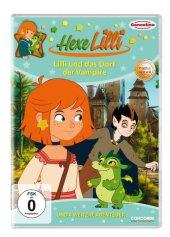 Hexe Lilli - Lilli und das Dorf der Vampire, 1 DVD Cover