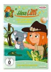 Hexe Lilli - Lilli und Hektor in Australien, 1 DVD Cover