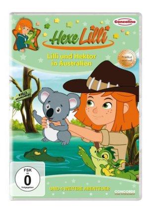 Hexe Lilli - Lilli und Hektor in Australien, 1 DVD