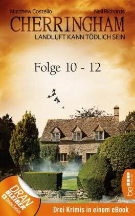 Cherringham Sammelband IV - Folge 10-12