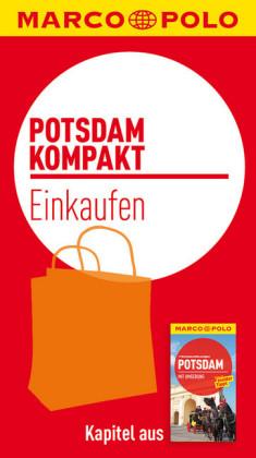 MARCO POLO kompakt Reiseführer Potsdam - Einkaufen