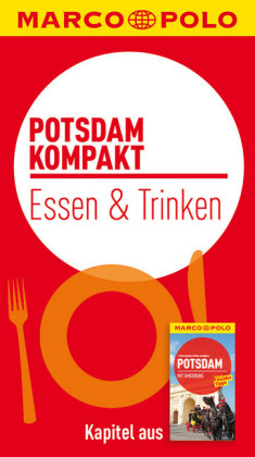 MARCO POLO kompakt Reiseführer Potsdam - Essen & Trinken
