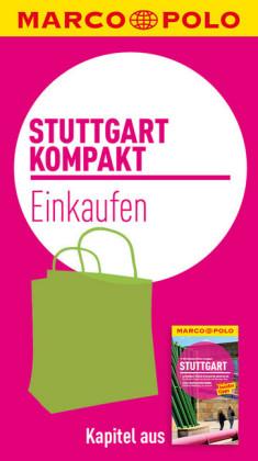 MARCO POLO kompakt Reiseführer Stuttgart - Einkaufen