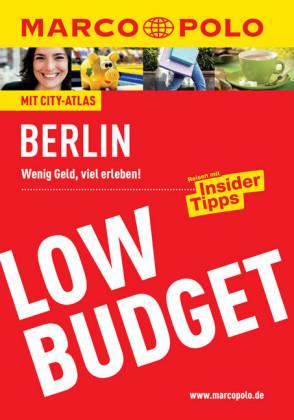 MARCO POLO Reiseführer Low Budget Berlin