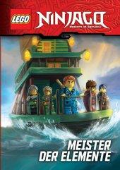LEGO Ninjago - Die Meister der Elemente Cover