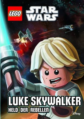 LEGO Star Wars - Luke Skywalker, Held der Rebellen
