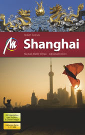 MM-City Shanghai, m. 1 Karte Cover
