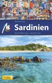 Sardinien, m. 1 Karte Cover