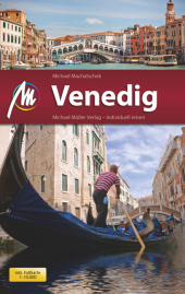 MM-City Venedig, m. 1 Karte Cover
