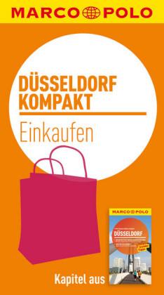 MARCO POLO kompakt Reiseführer Düsseldorf - Einkaufen