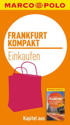 MARCO POLO kompakt Reiseführer Frankfurt - Einkaufen