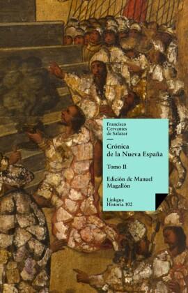 Crónica de la Nueva España II