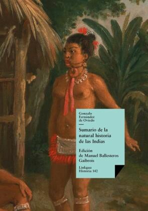 Sumario de la natural historia de las Indias
