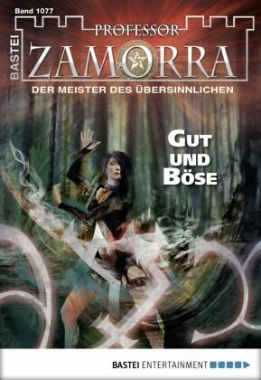 Professor Zamorra - Folge 1077