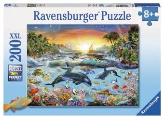 Orca Paradies (Kinderpuzzle)
