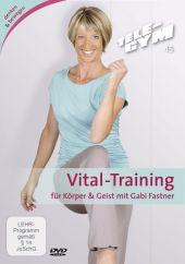 Vital-Training für Körper & Geist, 1 DVD