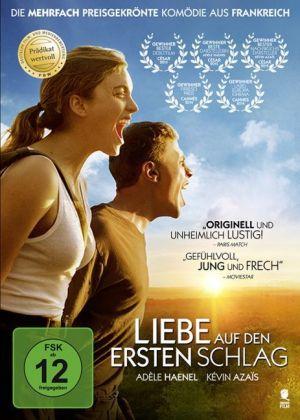 Liebe auf den ersten Schlag, 1 DVD