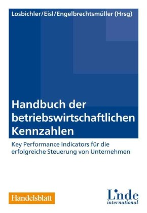 Handbuch der betriebswirtschaftlichen Kennzahlen