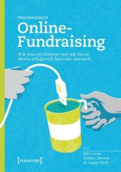 Praxishandbuch Online-Fundraising Cover