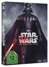 Star Wars: The Complete Saga, 9 Blu-rays