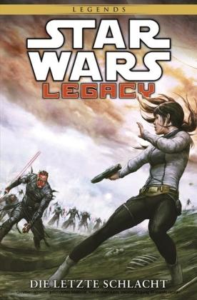 Star Wars Sonderband 87: Legacy II Band 4 - Die letzte Schlacht