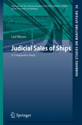 Judicial Sales of Ships