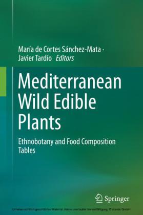 Mediterranean Wild Edible Plants