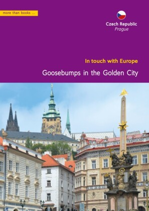 Czech, Prague. Goose bumps in the Golden city