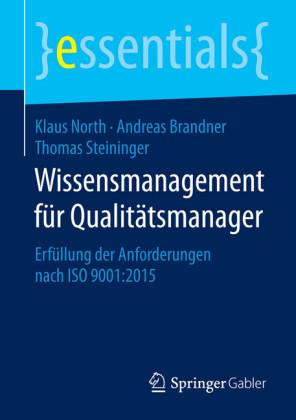 Wissensmanagement für Qualitätsmanager